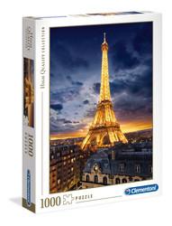 Clementoni Tour Eiffel palapeli 1000 palaa
