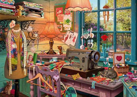 Schmidt Steve Read In the Seewing Room palapeli 1000 palaa