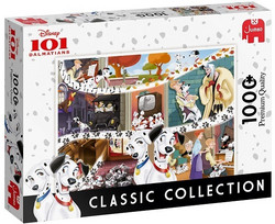 Disney Classic Collection 101 Dalmatialaista palapeli 1000palaa
