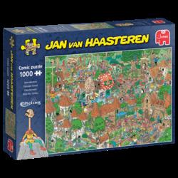Jan Van Haasteren Fairytale Forest palapeli 1000palaa
