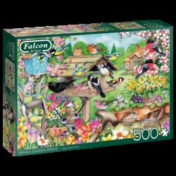Falcon Spring Garden Birds palapeli 500 palaa