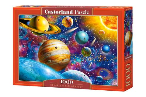 Castorland Solar System Odyssey palapeli 1000 palaa