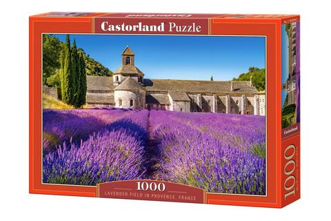 Castorland Lavender Field In Provence,France palapeli 1000 palaa