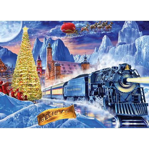 Master Pieces The Polar Express palapeli 1000 palaa