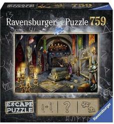 Ravensburger Escape Knight`s Castle palapeli 759 palaa