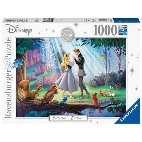 Ravensburger Disney Sleeping Beaty palapeli 1000 palaa