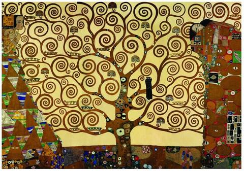 Eurographics GustavKlimt Fine Art Collection palapeli 1000 palaa