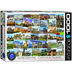 Eurographics Globetrotter-Castles-Palaces palapeli 1000 palaa