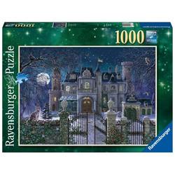 Ravensburger Christmas Villa palapeli 1000 palaa