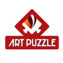 Art puzzle -palapelit