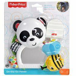 Fisher Price Panda vaunulelu