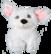 Snuggiez Milky- koira