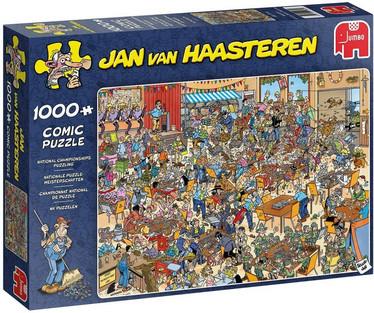 Jan Van Haasteren National Championships 1000palaa