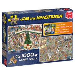 Jan Van Haasteren Christmas Mall & Black Friday