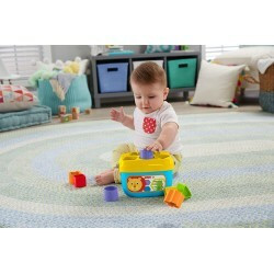 Fisher Price Baby First Blocks - palikat