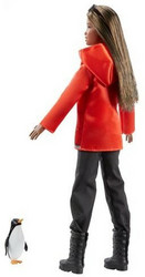 Barbie National Geographic Meribiologi nukke