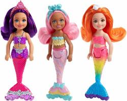 Barbie Dreamtopia Chelsea Merenneito