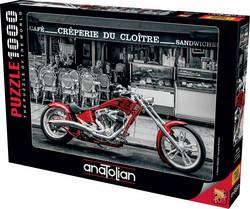 Anatolian Red Chopper
