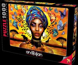 Anatolian Delightful Woman