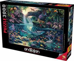 Anatolian Jungle Paradise palapeli