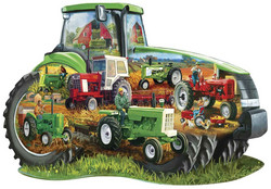 Master Pieces Tractor palapeli