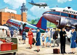 Falcon Boarding the DC-3 palapeli