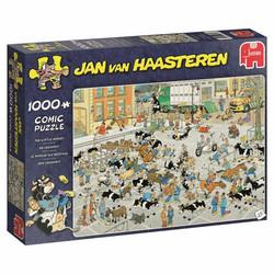 Jan Van Haasteren Cattle Market