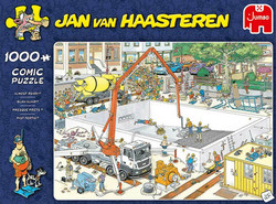 Jan Van Haasteren Almost ready