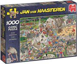 Jan Van Haasteren Eläintarha