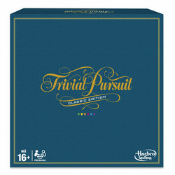 Trivial Pursuit Classic Edition -lautapeli