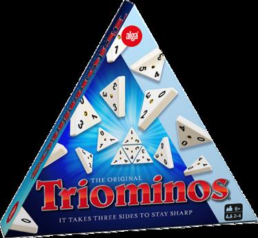 Triominos Original Triangle Box