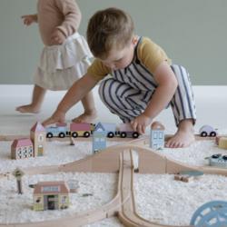 Little Dutch  Railway Collection Junarata XXL