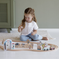 Little Dutch Railway collection Eläintarha