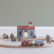 Little Dutch Railway Collection Juna-asema