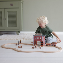 Little Dutch Railway Collection palo-asema
