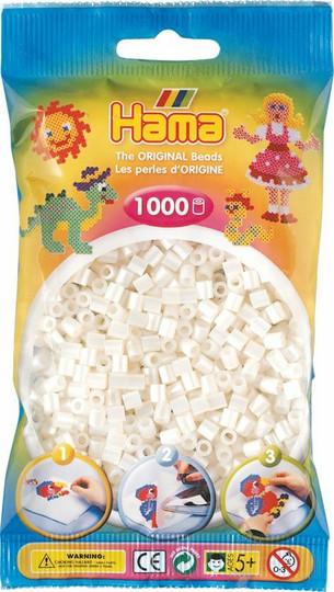 Hama pussi 1000 helmiäinen
