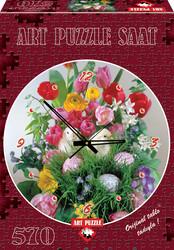 Art Puzzle Palapeli-kello You Know I Love You
