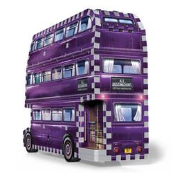 Wrebbit 3 D Harry Potter Knight Bus palapeli