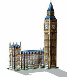 Wrebbit Big Ben -palapeli 3D
