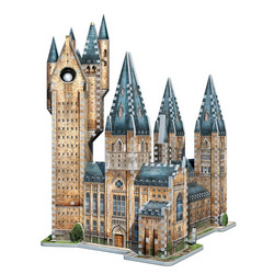 Wrebbit Harry Potter Hogwarts Astronomy Tower -palapeli 3D