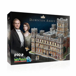 Wrebbit Downton Abbey 3D palapeli