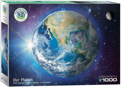 Eurographics Save our Planet Collection Our Planet palapeli