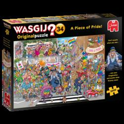 Wasgij Original 34 Piece of Pride palapeli