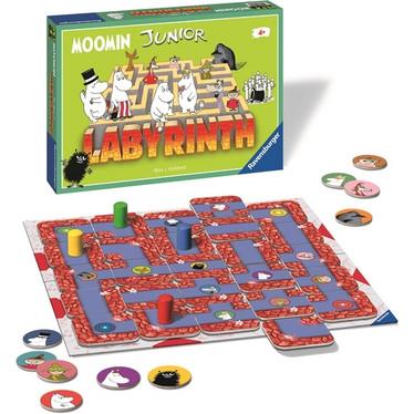 Muumi Junior Labyrintti peli