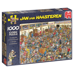 Jan Van Haasteren Antiikkikauppa palapeli