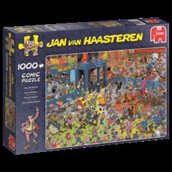 Jan Van Haasteren Rullaluistin Disco palapeli