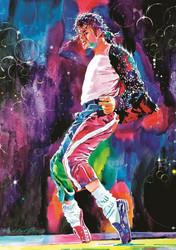 Art Puzzle Michael Jackson's Moonwalker palapeli