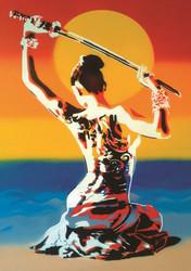 Art Puzzle Daughter of Sun palapeli