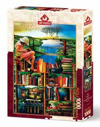 Art Puzzle Traveler palapeli