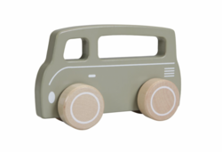 Little Dutch puinen van auto